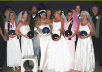 Wedding Party Bowling